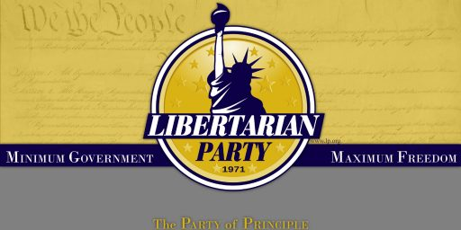 Hoping For A Breakthrough, Libertarians Meet In Orlando To Pick A Nominee