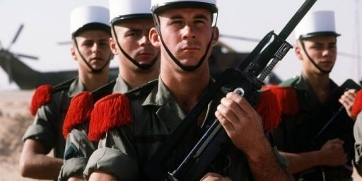 Time for an American Foreign Legion?