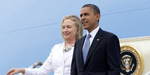 President Obama Formally Endorses Hillary Clinton