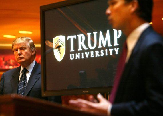 Donald Trump Trump University