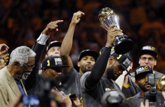 LeBron James NBA Championship