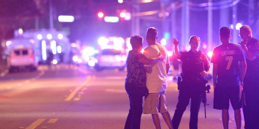 50 Dead, 53 Injured In Attack On Orlando Nightclub