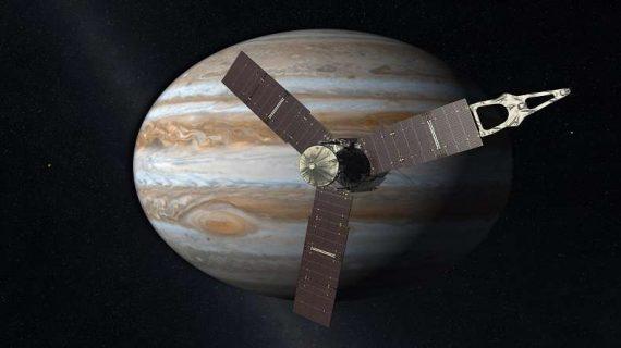 NASA Juno Probe
