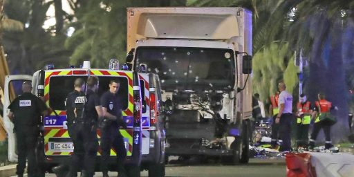 Dozens Dead, Dozens More Injured, As Truck Rams Bastille Day Crowd In Nice