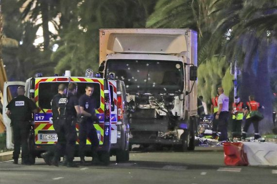 Nice, France Truck Attack