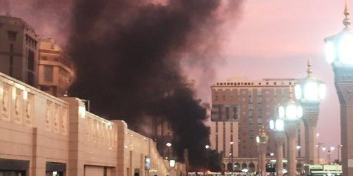 ISIS Suicide Bombers Hit Inside Saudi Arabia