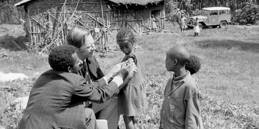 D.A. Henderson, Leader Of Effort To Eradicate Smallpox, Dies At 87