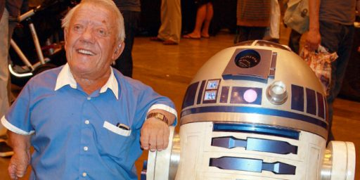 Kenny Baker, The Actor Inside R2-D2, Dies At 81