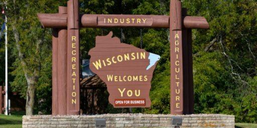 Wisconsin Unlikely To Go Republican In 2016