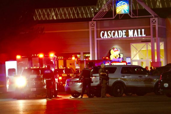 Seattle Mall Shooting