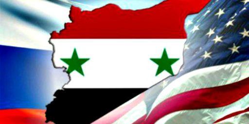 U.S., Russian Agreement On Syria Seems Doomed To Fail