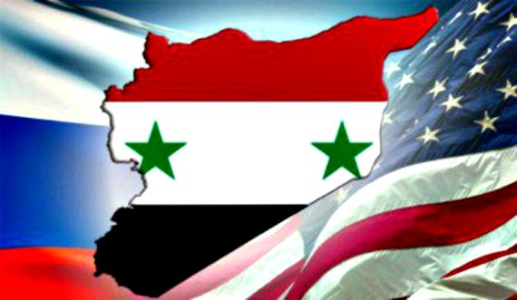 US Syria Russia