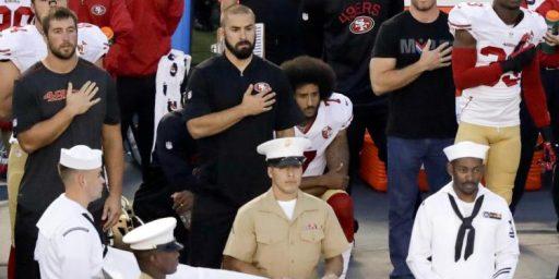 Hijacking the National Anthem