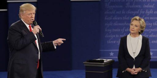 Second Presidential Debate Draws 66.5 Million Viewers