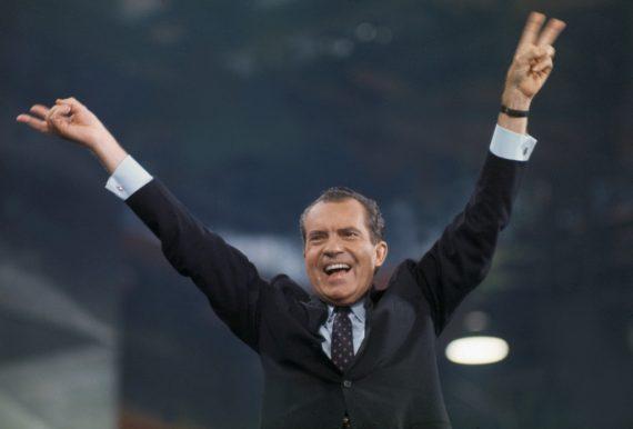 Nixon V