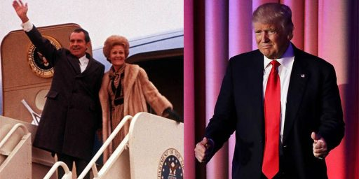 Richard And Pat Nixon Predicted The Trump Presidency
