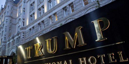President Trump's Unprecedented Conflicts of Interest