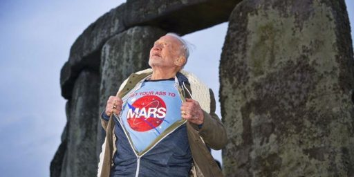 Buzz Aldrin Safely Evacuated From South Pole After Medical Emergency