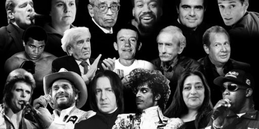 Has 2016 Really Been An Unusually Bad Year For Celebrity Deaths?