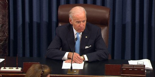 Joe Biden On The Verge Of Setting A Record For Vice-Presidents