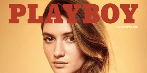 Playboy Is Bringing Back The Nudity