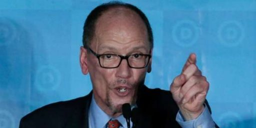 Tom Perez Elected DNC Chairman