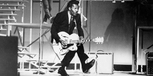 Chuck Berry, Rock And Roll Pioneer, Dies At 90