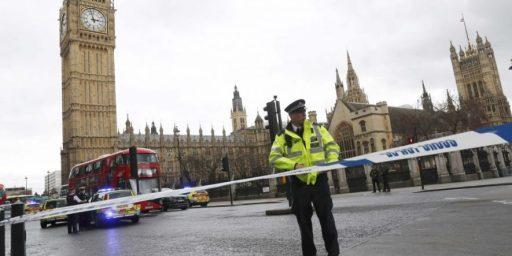 At Least Three Dead, Twenty Injured, In Apparent Terror Attack In London