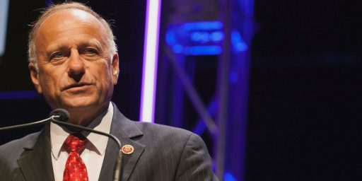 Rep. Steve King Endorses Racist 'White Nationalism'