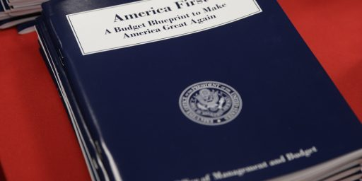 Trump Budget Blueprint Would Eliminate 18 Agencies