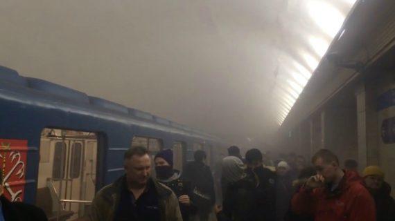 St Petersburg Subway Bombing