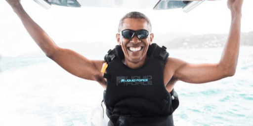 Obama's $400,000 Speech