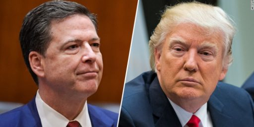Comey To Testify That Trump Repeatedly Pressured Him On Russia Investigation
