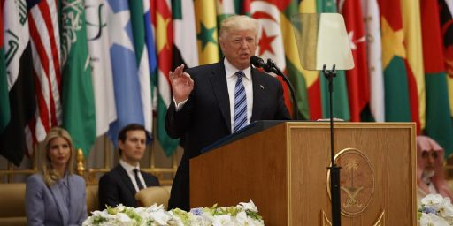 Trump's Muslim Speech Was A Change In Tone, But It's Unlikely To Accomplish Anything