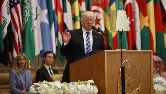 Trump Muslim Speech