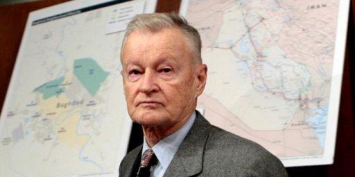 Zbigniew Brzezinski Dead at 89