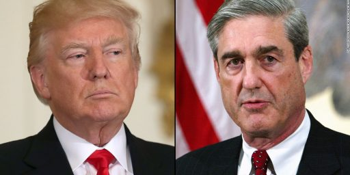 Trump Administration Seeking To Undermine Robert Mueller's Investigation
