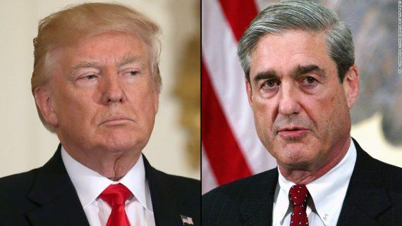 Donald Trump Robert Mueller