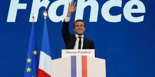 Macron's Centrist Party Scores Big Wins In French Legislative Elections
