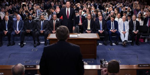 Comey Unloads On President Trump, Guarantees That Russia Investigation Will Expand
