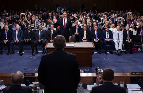 James Comey Hearing