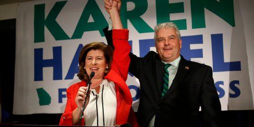 Republican Karen Handel Wins Georgia Special Election
