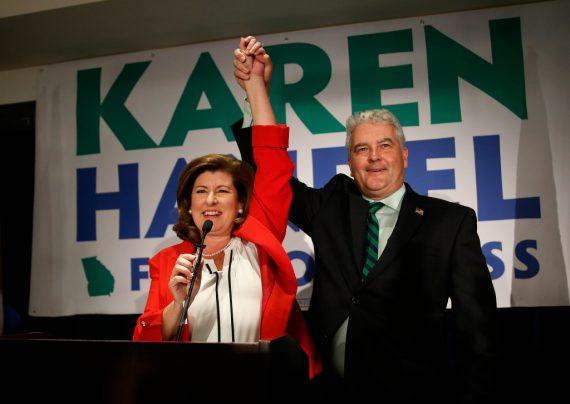 Karen Handel Victory Speech