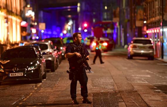 London Attack June 2017