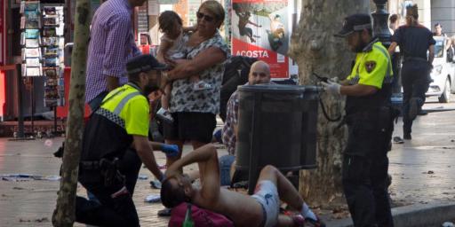 At Least Thirteen Dead, Dozens Injured, In Apparent Terror Attack In Spain