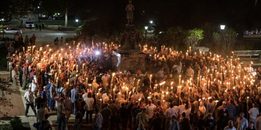 Nazis, Klan Members, Alt-Right Supporters Rally In Virginia Over Removal Of Confederate Statue