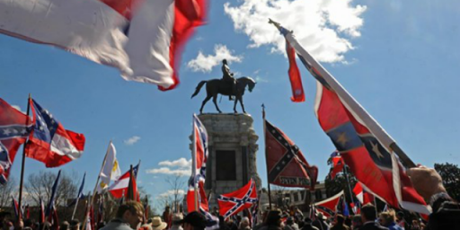 Charlottesville Reopens The Debate Over Confederate Symbols