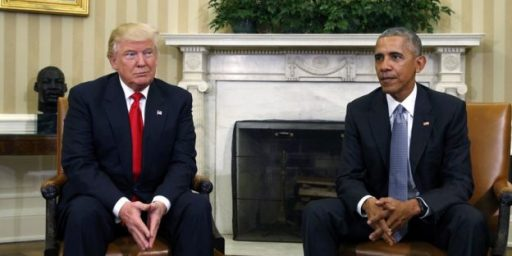 "Revisiting Obama's ""Apology Tour"""