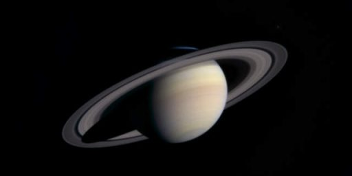 Cassini Probe Plunges Into Saturn, Ending A Twenty Year Mission Of Discovery