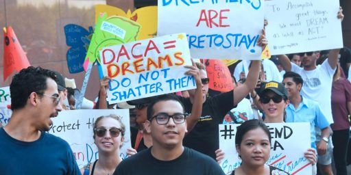 Most Americans Want Dreamers To Have Pathway To Citizenship